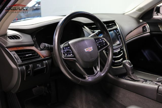 2016 Cadillac CTS Sedan Luxury Collection AWD Merrillville, Indiana 9