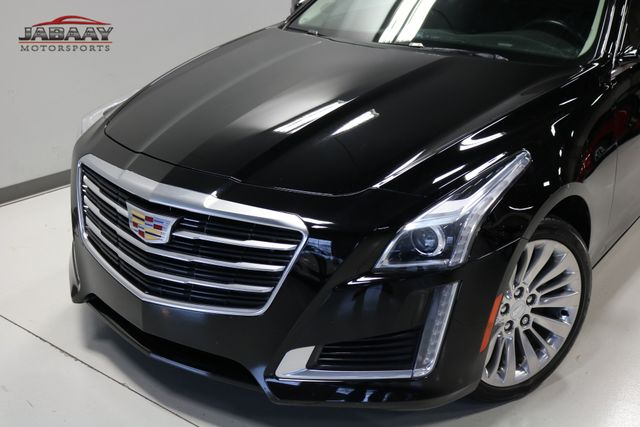 2016 Cadillac CTS Sedan Luxury Collection AWD Merrillville, Indiana 30