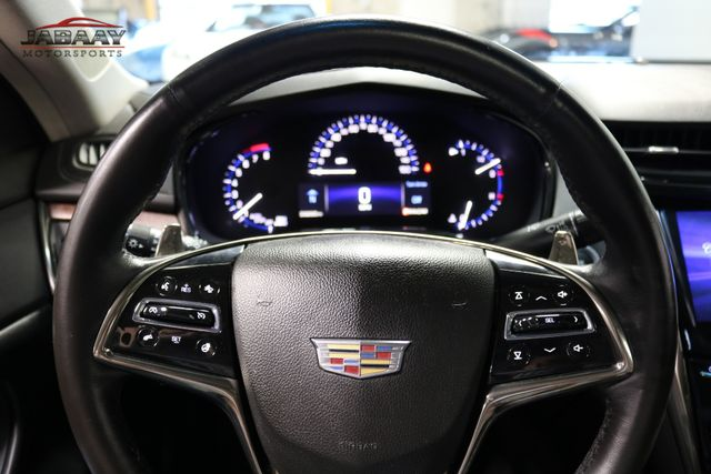 2016 Cadillac CTS Sedan Luxury Collection AWD Merrillville, Indiana 17