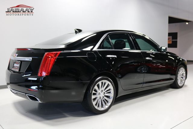 2016 Cadillac CTS Sedan Luxury Collection AWD Merrillville, Indiana 4