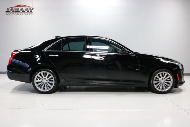 2016 Cadillac CTS Sedan Luxury Collection AWD Merrillville, Indiana 5
