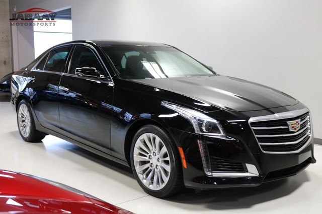 2016 Cadillac CTS Sedan Luxury Collection AWD Merrillville, Indiana 6