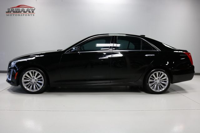 2016 Cadillac CTS Sedan Luxury Collection AWD Merrillville, Indiana 1