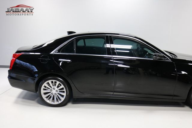 2016 Cadillac CTS Sedan Luxury Collection AWD Merrillville, Indiana 38