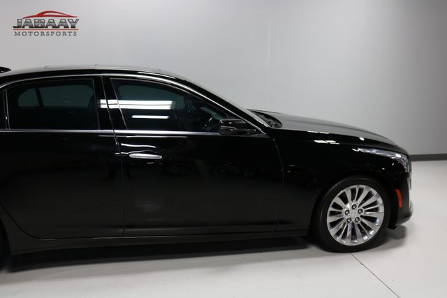 2016 Cadillac CTS Sedan Luxury Collection AWD Merrillville, Indiana 39