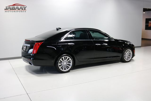 2016 Cadillac CTS Sedan Luxury Collection AWD Merrillville, Indiana 40