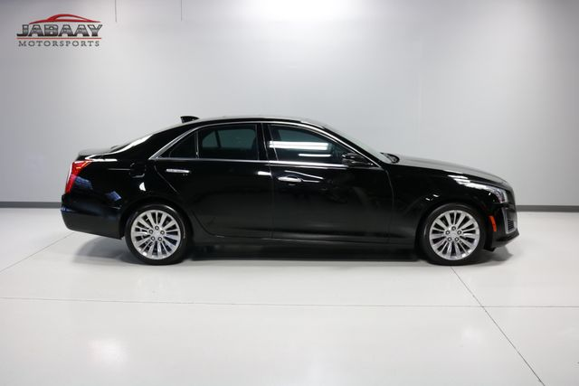 2016 Cadillac CTS Sedan Luxury Collection AWD Merrillville, Indiana 42