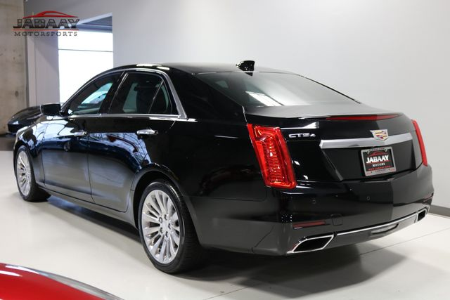 2016 Cadillac CTS Sedan Luxury Collection AWD Merrillville, Indiana 2