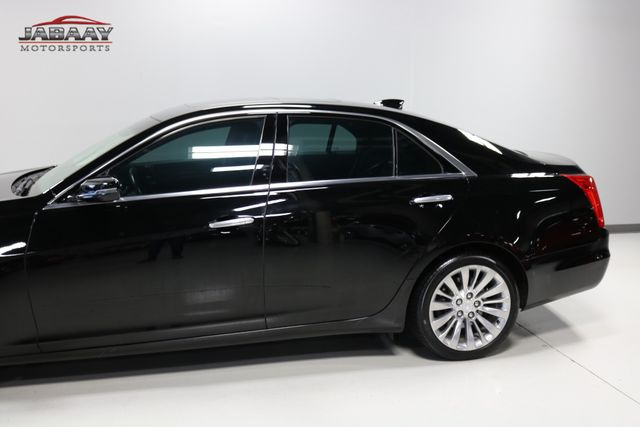 2016 Cadillac CTS Sedan Luxury Collection AWD Merrillville, Indiana 33