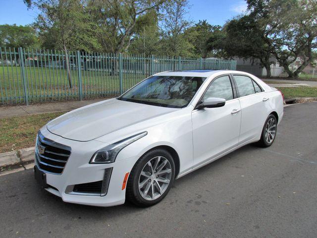 2016 Cadillac CTS Sedan Luxury Collection RWD in Miami, FL 33142