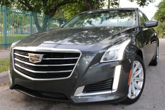 2016 Cadillac CTS Sedan AWD in Miami, FL 33142