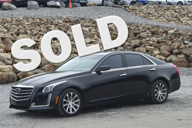 2016 Cadillac CTS Sedan Luxury Collection AWD Naugatuck, Connecticut