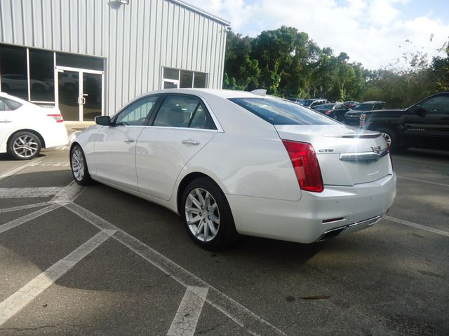 2016 Cadillac CTS Sedan RWD SEFFNER, Florida 10