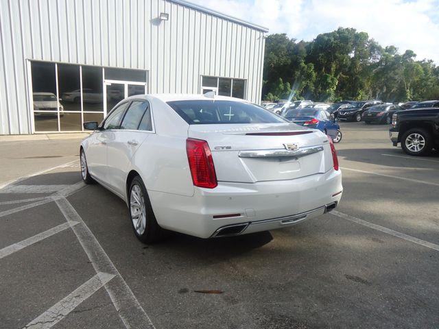 2016 Cadillac CTS Sedan RWD SEFFNER, Florida 11