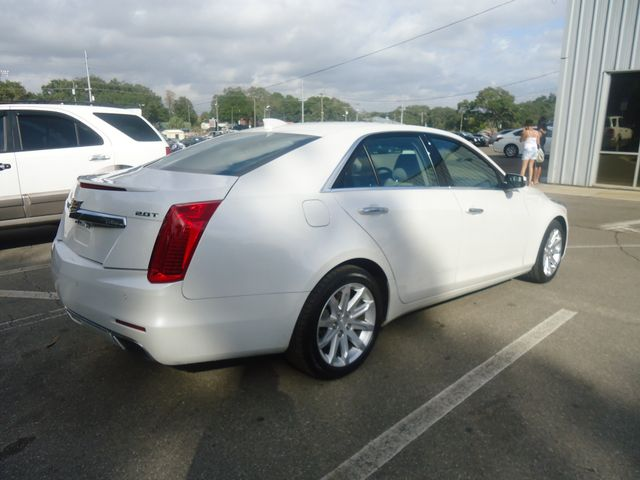 2016 Cadillac CTS Sedan RWD SEFFNER, Florida 15
