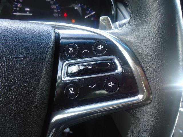 2016 Cadillac CTS Sedan RWD SEFFNER, Florida 24