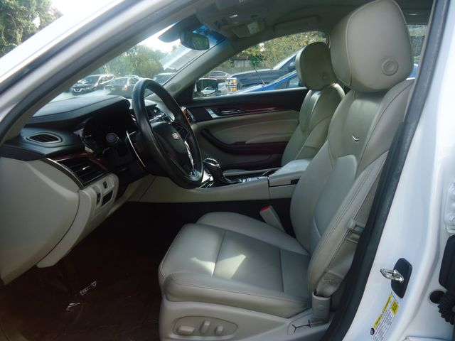 2016 Cadillac CTS Sedan RWD SEFFNER, Florida 3