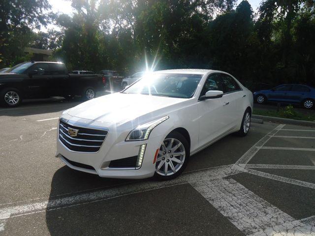 2016 Cadillac CTS Sedan RWD SEFFNER, Florida 5
