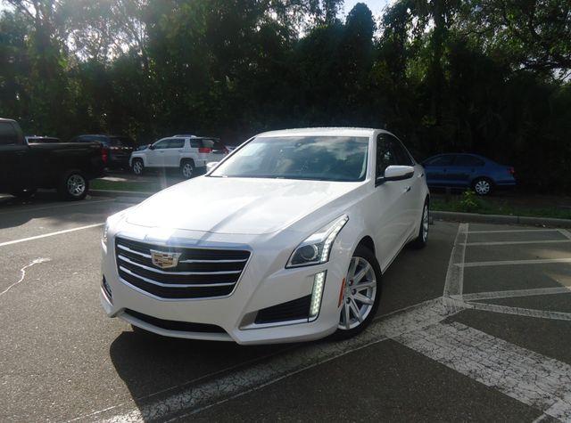 2016 Cadillac CTS Sedan RWD SEFFNER, Florida 6