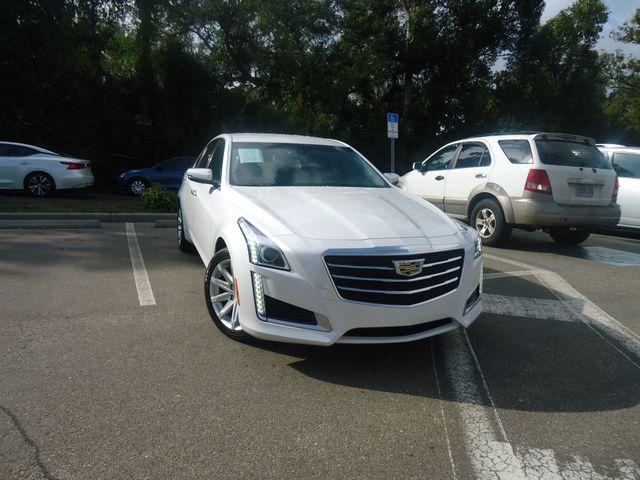 2016 Cadillac CTS Sedan RWD SEFFNER, Florida 9