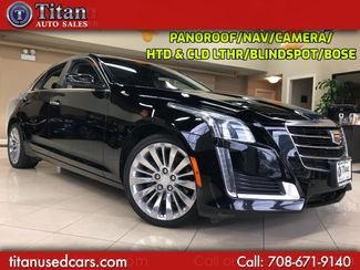 2016 Cadillac CTS Sedan Luxury Collection AWD in Worth, IL 60482