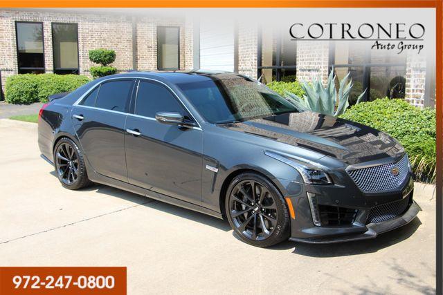 2016 Cadillac CTS-V Sedan in Addison TX, 75001