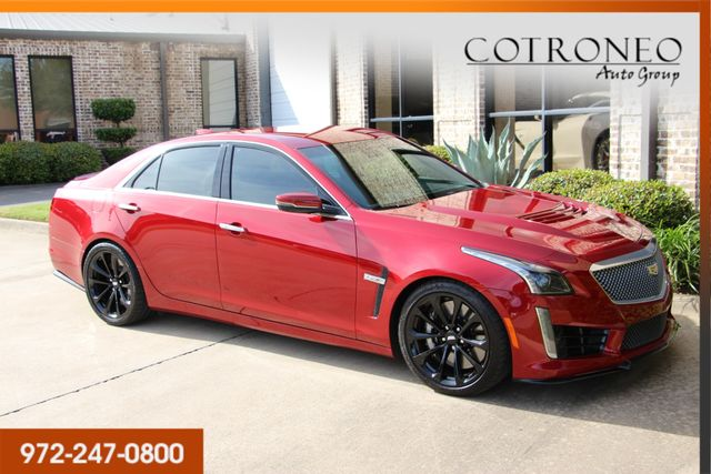 2016 Cadillac CTS-V Sedan in Addison, TX 75001