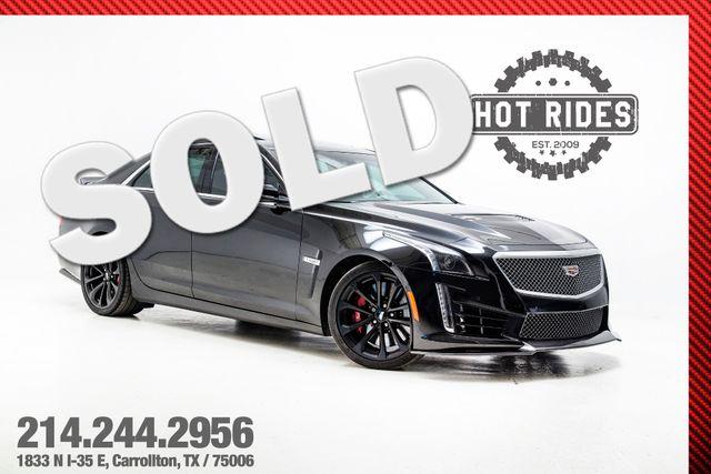 2016 Cadillac CTS-V Fully Loaded
