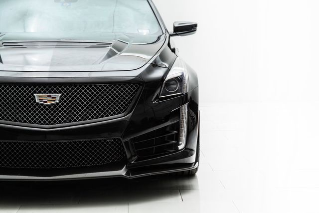 2016 Cadillac CTS-V Carbon Package With Upgrades in Carrollton, TX 75006
