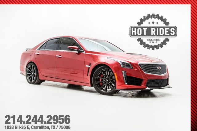 2016 Cadillac CTS-V Sedan With Carbon Pkg in , TX 75006