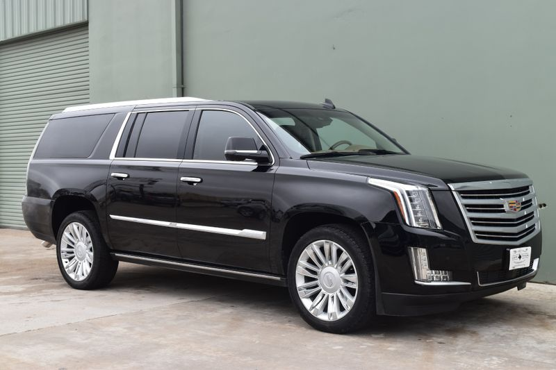 2016 Cadillac Escalade ESV Platinum | Arlington, TX | Lone Star Auto Brokers, LLC