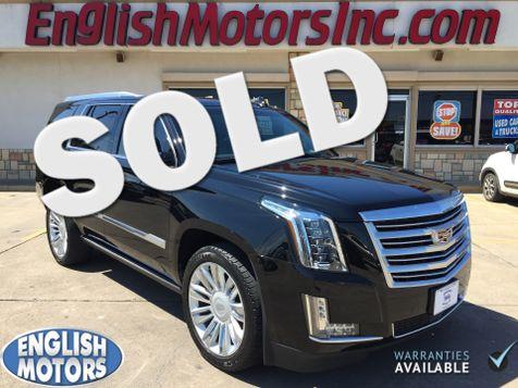 2016 Cadillac Escalade Platinum in Brownsville, TX