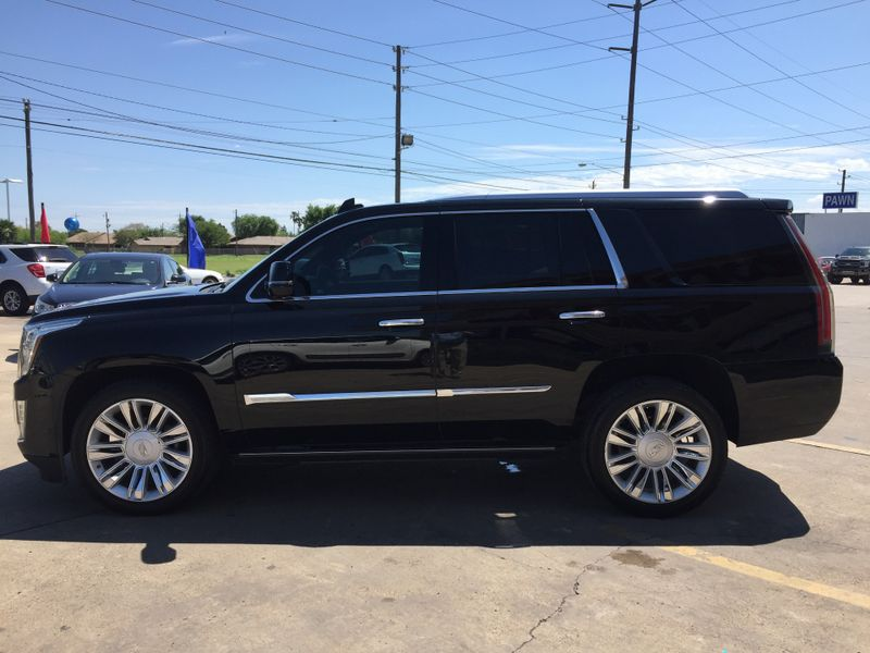 2016 Cadillac Escalade Platinum  Brownsville TX  English Motors  in Brownsville, TX