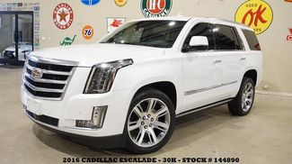 2016 Cadillac Escalade Premium HUD,ROOF,NAV,360 CAM,REAR DVD,QUADS,22'... in Carrollton TX, 75006