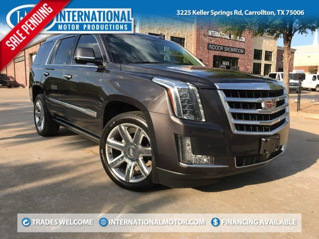 2016 Cadillac Escalade Premium Collection- ONE OWNER