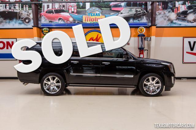 2016 Cadillac Escalade ESV Premium Collection 4X4