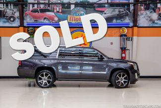2016 Cadillac Escalade ESV Premium Collection in Addison, Texas 75001