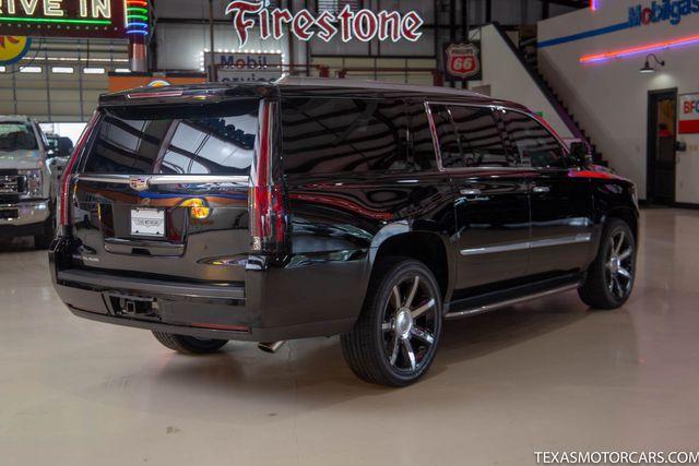 2016 Cadillac Escalade ESV Luxury Collection in Addison, Texas 75001