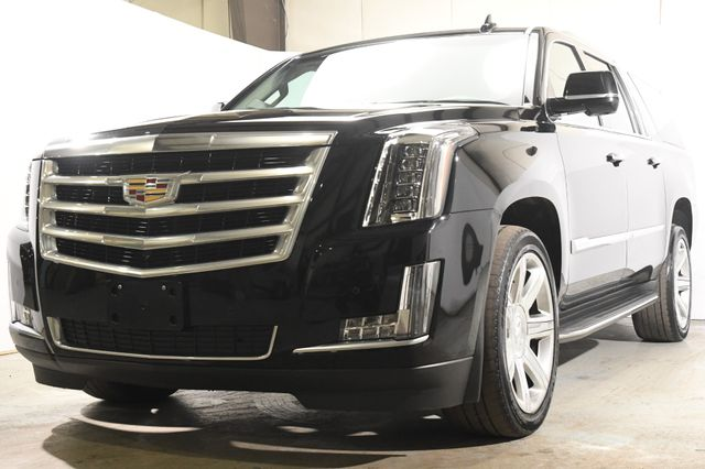 2016 Cadillac Escalade ESV Luxury Collection DVD