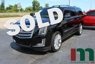 2016 Cadillac Escalade ESV Platinum   Granite City, Illinois   MasterCars Company Inc. in Granite City Illinois