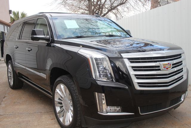 2016 Cadillac Escalade ESV Platinum Houston, Texas 1