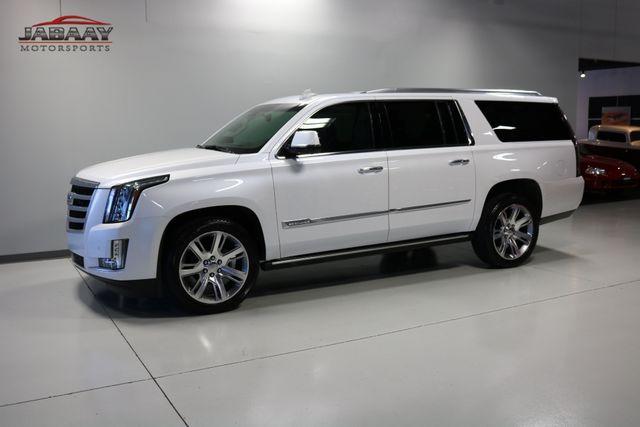 2016 Cadillac Escalade ESV Premium Collection Merrillville, Indiana 38