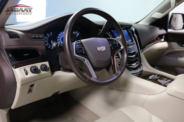2016 Cadillac Escalade ESV Premium Collection Merrillville, Indiana 9