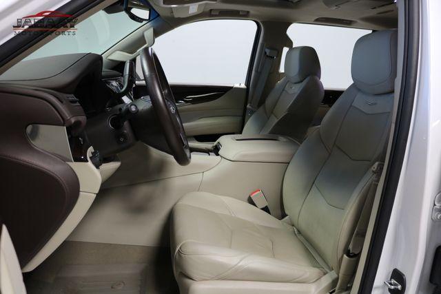 2016 Cadillac Escalade ESV Premium Collection Merrillville, Indiana 10