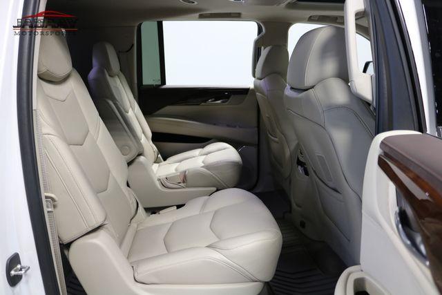 2016 Cadillac Escalade ESV Premium Collection Merrillville, Indiana 17