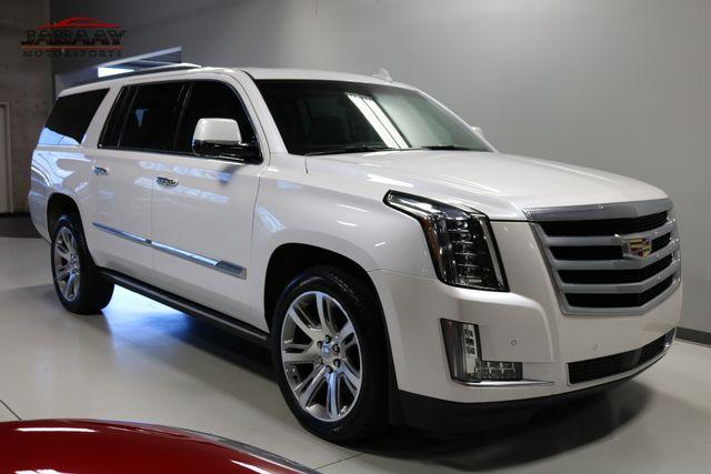 2016 Cadillac Escalade ESV Premium Collection Merrillville, Indiana 6