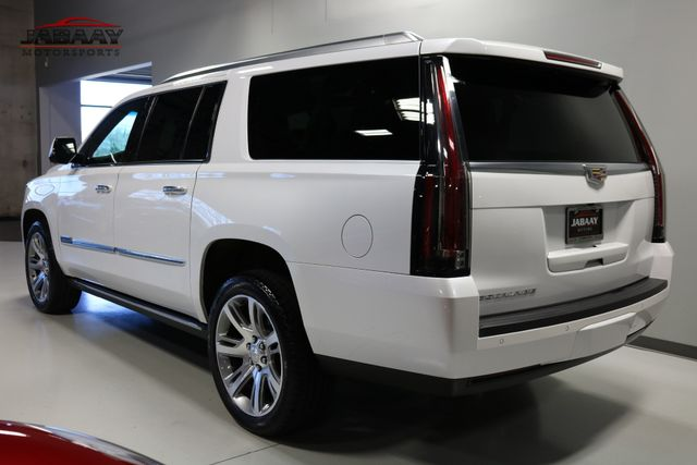 2016 Cadillac Escalade ESV Premium Collection Merrillville, Indiana 2