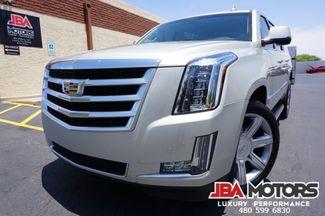 2016 Cadillac Escalade ESV Luxury Collection 4WD 4x4 SUV ~ REAR DVD ~ 1 OWNER | MESA, AZ | JBA MOTORS in Mesa AZ