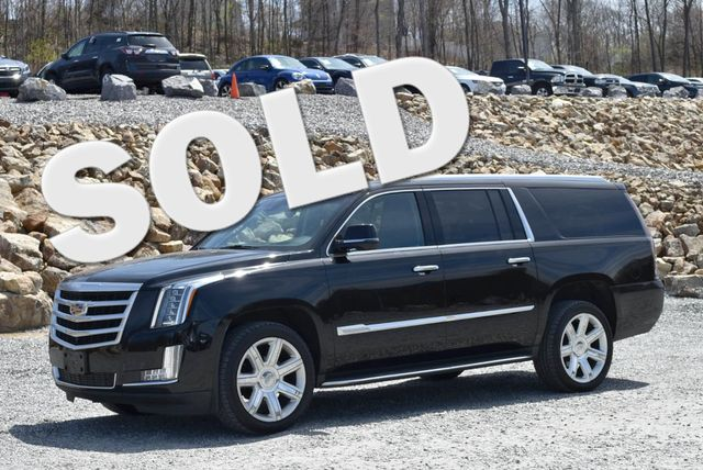 2016 Cadillac Escalade ESV Luxury Collection Naugatuck, Connecticut