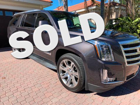 2016 Cadillac Escalade ESV Luxury Collection in Palmetto, FL